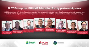PLDT Enterprise, PHINMA Education fortify partnership anew