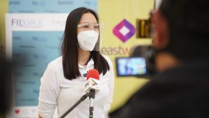EastWest employees and partners to receive protection through FilVax COVID-19 vaccination program