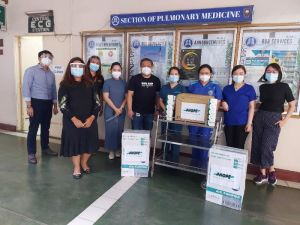 Orient EuroPharma gives back to community in dire needs to fight COVID-19