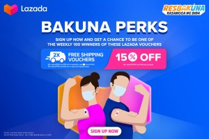 DOH, Lazada team up to launch Bakuna Perks promo from September 12 to November 6