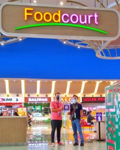 SM City Baliwag Foodcourt awarded with PH Safety Seal