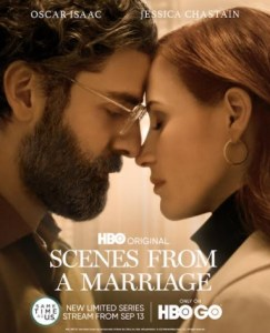 HBO Limited Series Scenes From A Marriage debuts September 13 exclusively on HBO GO and HBO