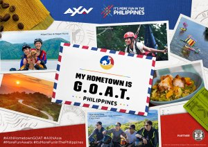AXN Asia to rekindle love for both travel and home in new Original Production My Hometown is G.O.A.T.