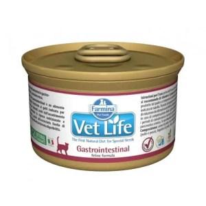 Vet life kočka gastrointestinal konzerva