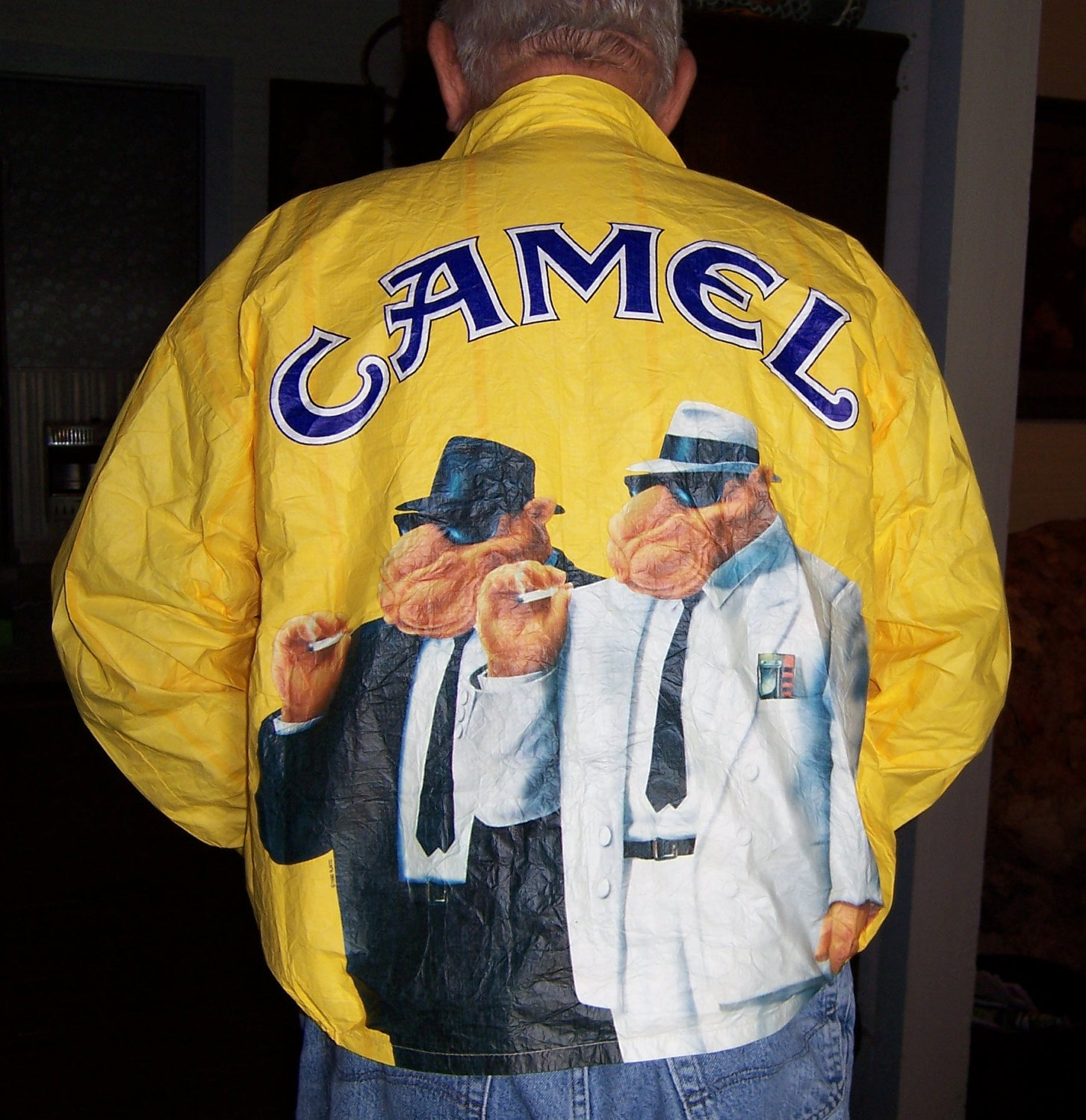 Nyc S Largest Selection Of Vintage Camel Cigarette Clothing Metropolis Vintage N Y C