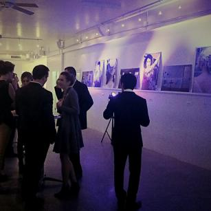 Evolve and Epoch Launch Party