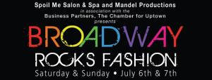 Broadway Rocks Fashion