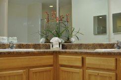 caribe cove resort restroom in villa