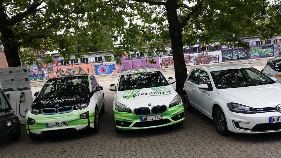 """""""e-Pferdchen"""" – Schulungsprogramm für Elektroautos"""