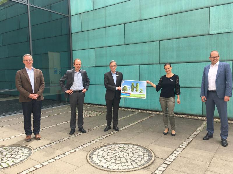 Region Hannover erarbeitet Roadmap Wasserstoff