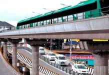 amaravati metro rail works