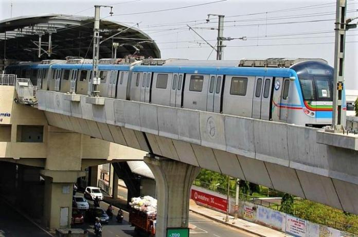 Hyderabad Airport Metro