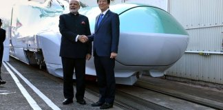 Japan Committed To Make Bullet Train In India A Reality Soon: Shinzo Abe