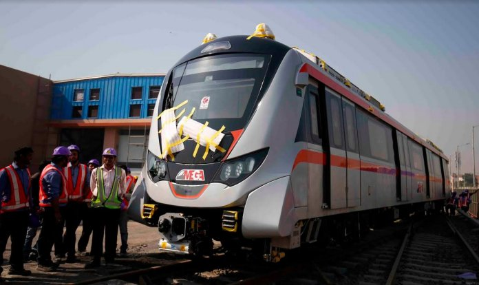 GMRC All set to begin first trial run of Ahmedabad Metro from February 18