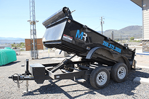 Dump Trailer - Services and Equipment