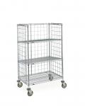 Metro Slanted Shelf Carts