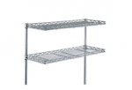 Cantilever Shelves for Overhead