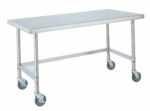 Mobile Clean Table