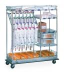 Catheter Combo Cart