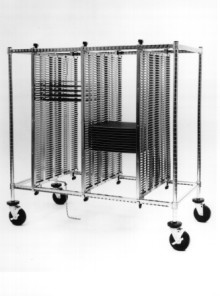 Horizontal Hold Carts-Standard Duty(CBH Style)