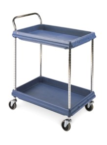 Metro Replacement Casters for BC Series and Deep Ledge Utility Carts