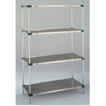 Metro Solid Shelving