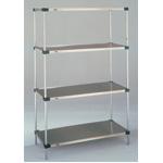 Metro Solid Shelf Preconfigured Units