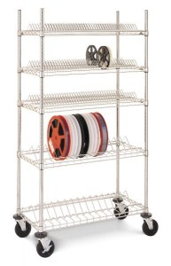 Metro Reel Shelving