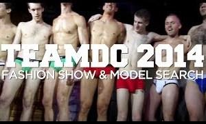 Team DC 2014 Fashion show