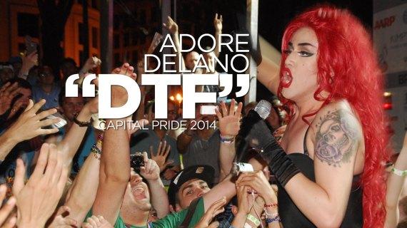 Adore Delano DTF