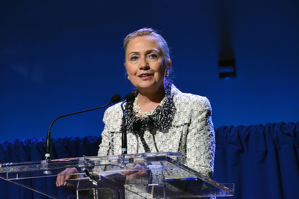 Photo: Hillary Clinton. Credit: U.S. State Department.