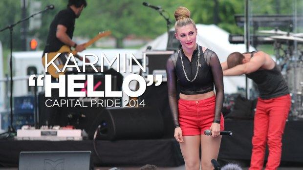 Karmin Hello Thumb