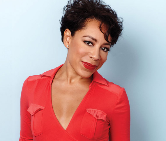 Actress Selenis Leyva