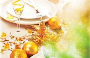 New Years dinner / Photo by Anna Omelchenko