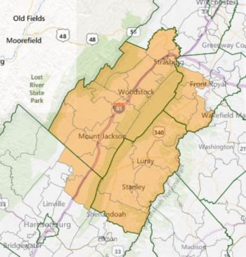Virginia House of Delegates District 15.
