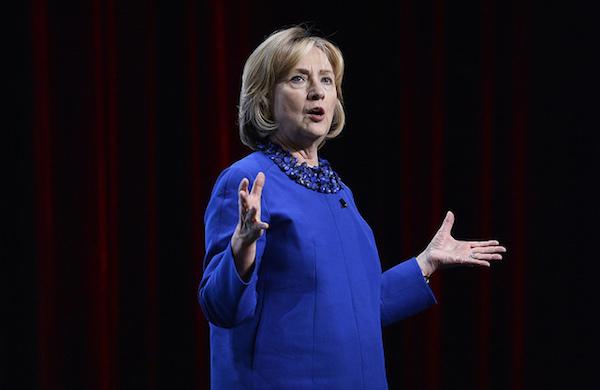 Hillary Clinton - Credit: Canada 2020/flickr