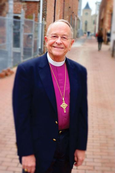 Bishop Gene Robinson Photo by Todd Franson