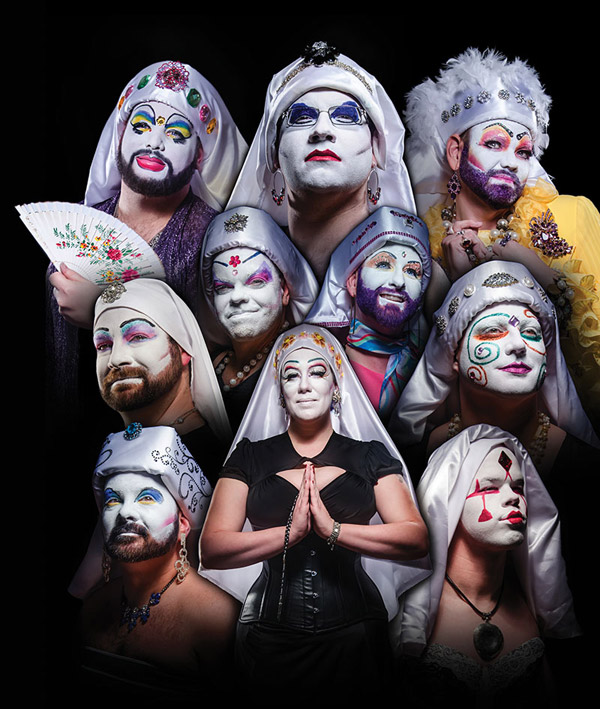 Sisters of Perpetual Indulgence -- Photo by Julian Vankim