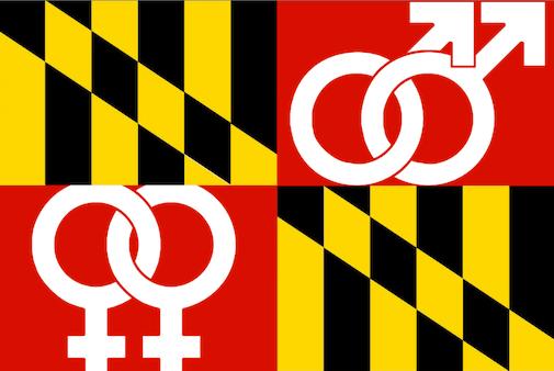 Aram MD flag design