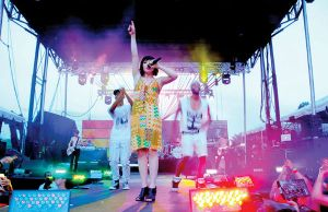 Carly Rae Jepson at 40th Capital Pride -- Photo: Ward Morrison