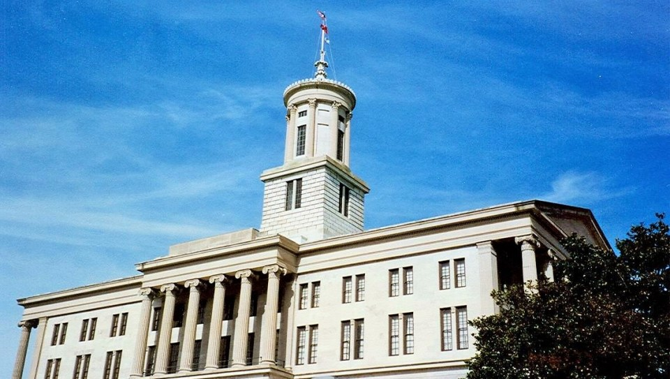 Tennessee State Capitol, Credit - Wikimedia