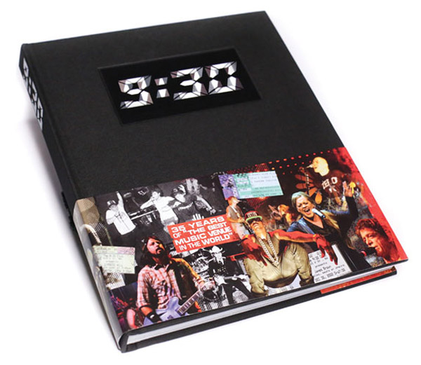 930 club book by Joseph Schaefer