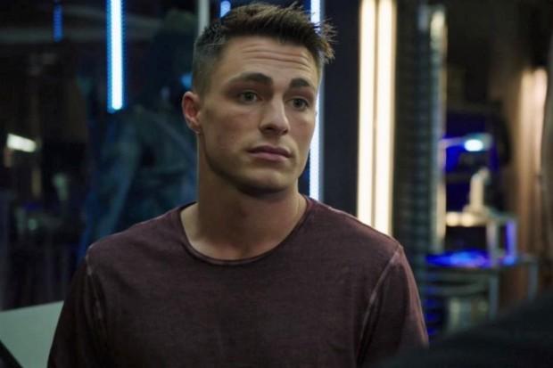 Colton Haynes in Arrow, Credit: The CW