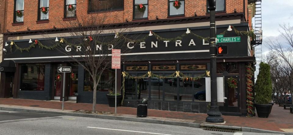 grand central, baltimore, gay, bar