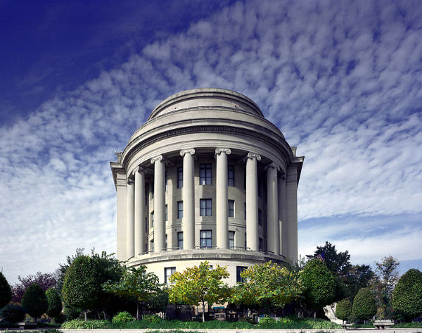 The Federal Trade Commission Building, originally known as the Apex Building (Photo: Carol M. Highsmith, via Wikimedia Commons).