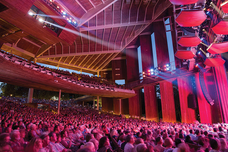 Filene House at Wolf Trap