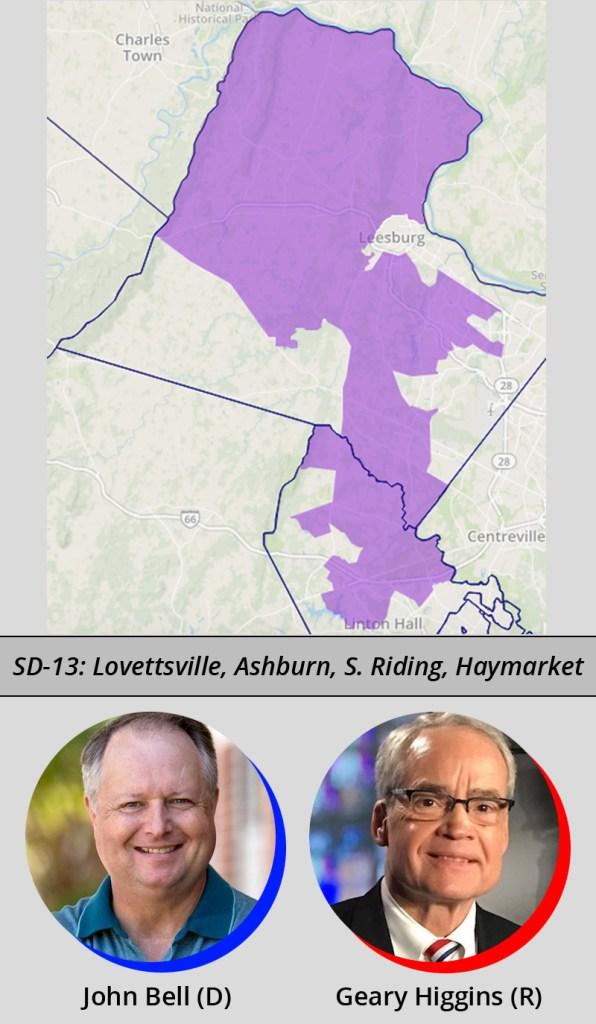 Virginia Senate District 13