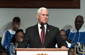 mike pence, gay, sermon, anti-gay, white house