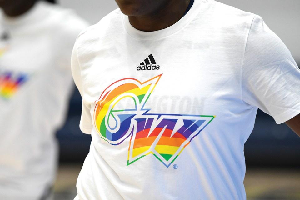 george washington university, basketball, gwu