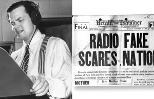 orson welles, war of the worlds, audio
